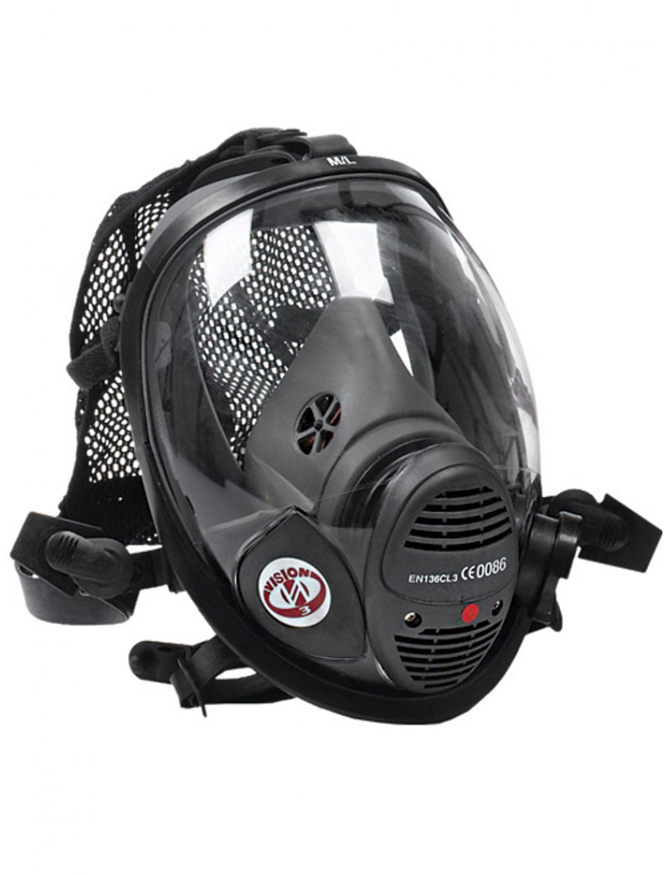 Scott Vision 3 Face Mask