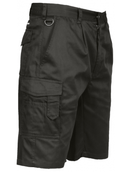 Portwest Combat Shorts S790 - Black Clothing