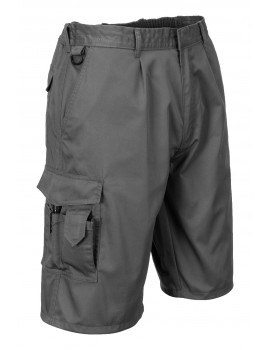 Portwest Combat Shorts S790 - Grey Clothing