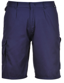 Portwest Combat Shorts S790 - Navy Clothing