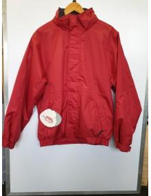 Regatta Dover Jacket  Red Small.