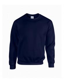 Gildan Ultracotton Sweatshirt  Navy Large. Sale