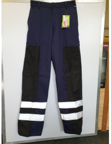 S918 Portwest Navy Ballistic Trousers Small Sale