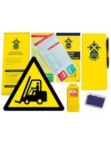 Equipment Inspection Weekly Kits Site Products