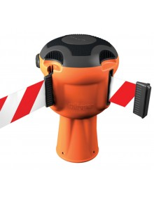 Skipper Retractable Barrier Tape Unit Site Products