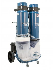 Dustcontrol DC 3900c Twin Vacuum Site Products