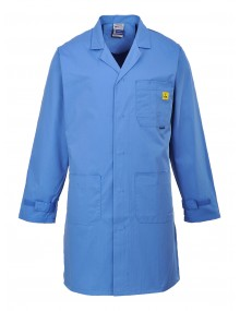 Portwest Anti-Static ESD Coat (AS10) Clothing