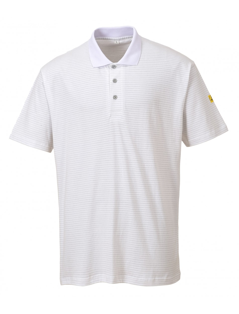 Anti Static Clothing : Porwest anti static esd polo shirt as