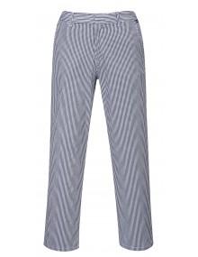 Portwest C075 - Barnet Chefs Trousers    Clothing