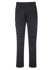 Portwest T801 - KX3 Cargo Trouser - Black Clothing