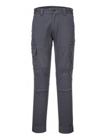 Portwest T801 - KX3 Cargo Trouser - Grey Clothing