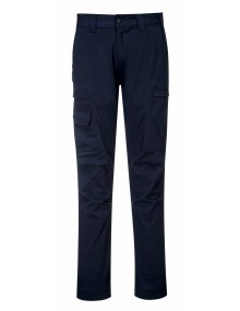 Portwest T801 - KX3 Cargo Trouser - Navy Clothing