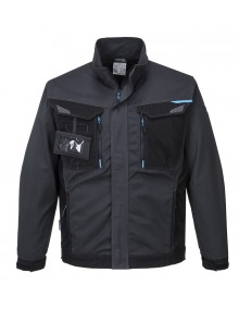 Portwest T703  WX3 Work Jacket - Grey Clothing