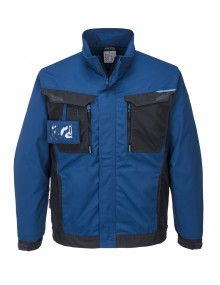 Portwest T703  WX3 Work Jacket - Blue Clothing