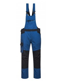Portwest T704 - WX3 Bib and Brace - Blue Clothing