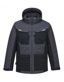 Portwest T740 - WX3 Winter Jacket - Grey Clothing