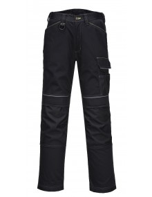 T601 PW3 Work Trousers - Black Workwear