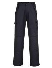 Portwest Combat Trousers C703 - Black