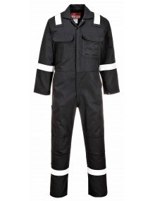 BIZ5 - Bizweld Iona FR Coverall – Black Clothing