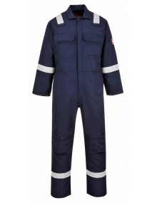 BIZ5 - Bizweld Iona FR Coverall – Navy Clothing