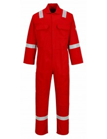 BIZ5 - Bizweld Iona FR Coverall – Red Clothing