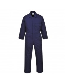 Portwest C802 Coverall - Navy