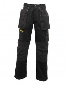 Regatta Workline Holster Trousers - Black TRJ336 Clothing