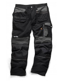 Scruffs 3D Trade Trousers - Workwear