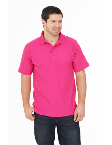 Uneek Unisex Poly-Cotton Classic UC101 Poloshirt Clothing