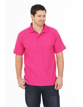 Uneek Unisex Poly-Cotton Classic UC101 Poloshirt Clothing