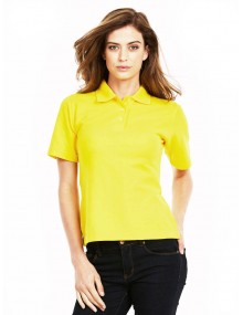 Uneek UC106 Ladies  Polycotton Polo Shirt Clothing