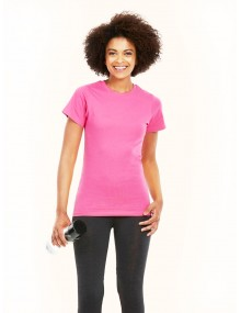 Uneek UC318 Ladies Classic Crew Neck T-Shirt Clothing