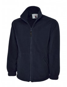 Uneek UC601 premium full zip micro fleece Clothing