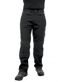 Regatta Hardwear Holster Trousers Black TRJ335 Clothing