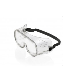 Budget Safety Goggles  With Clear Lens Eye & Face Protection