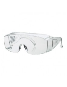 Keepsafe Hunter Clear Safety Over-Glasses Eye & Face Protection