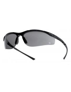 Bolle Contour Safety Glasses - Smoke lens  Eye & Face Protection