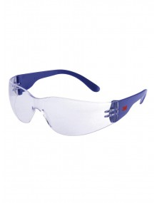 3M 2720 Clear Lens Safety Glasses