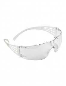 3M Securefit Clear Lens Safety Glasses
