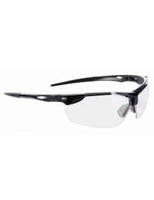 Portwest PS04 - Defender Safety Spectacle - clear Eye & Face Protection