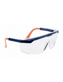 PS33 - Classic Safety Plus Spectacle- Clear Eye & Face Protection