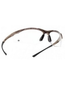 Bolle Contour Clear Lens Safety Glasses Eye & Face Protection