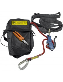 P+P 20m Standard Rescue Kit  With Case (90307/MK2/20) Rescue From Height
