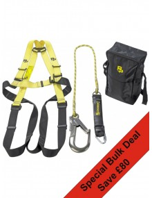 P+P Basic Fall Arrest Kit
